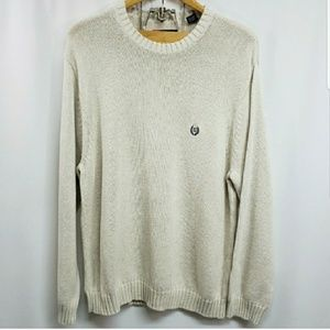 Chaps Crew Neck Sweater XL